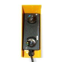 Veiligheidssensor voor elektrische barrière