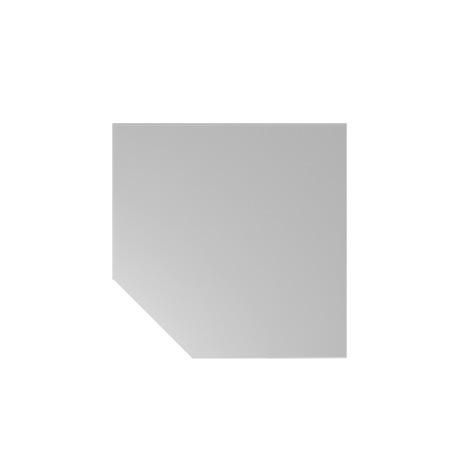 Verkettungsplatte für Eckschreibtische, verschiedene Farben