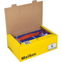 Versandkarton Mailbox
