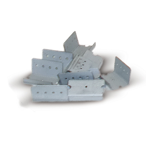 Verschlusshülsen für PET-Kunststoffband + Kombispanner. Breite 13mm + 16mm