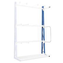 Vertikale Bogentrenner für Vertikalregale einseitig / doppelseitig