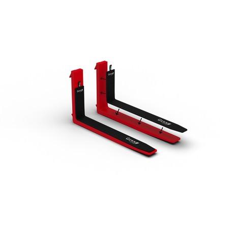 VETTER gaffeltænder skridsikker pude, magnetisk