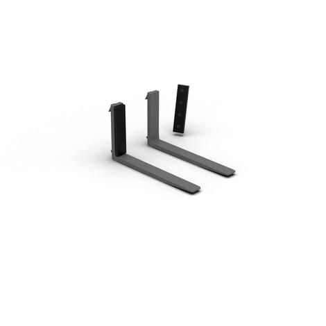 VETTER impact protection for fork backs
