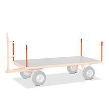 Vier Einsteckungen für Handprischenwagen fetra®