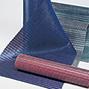 Vinyl-Gittermatte HERONRIB 2000, Rolle 10m x 500mm, div. Farben