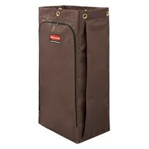 Vinyl vervangende tas voor service en hoteltrolley Rubbermaid®