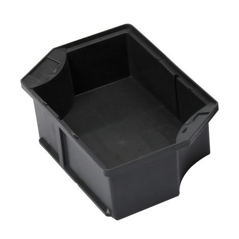 Vkladacie krabice pre Euro stohovacie kontajnery pre ťažké bremená