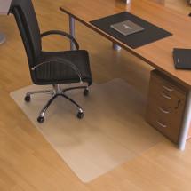 Vloerbeschermingsmatten voor vast tapijt. Dikte 2,5mm