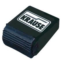 Voetstop voor laddertraverse KRAUSE ®. Elektrisch afleidend