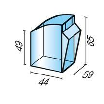Voorraadkasten met max. 9 kantelbakken