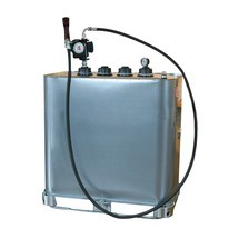 Voorste benzinestation Dieselmatic® plus 60 met automatisch kraanpistool AP 60