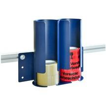 Vorratsbehälter für Klebebandrollen für Packplatz Classic und Multiplex