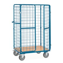 Vozík na přepravu balíků fetra®, nosnost 600kg