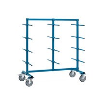 Vozík snosnými konzolami fetra®, oboustranný