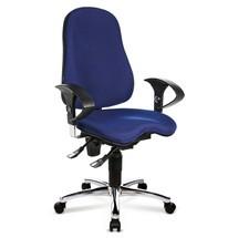Vridbar kontorsstol Topstar® Ortho 10