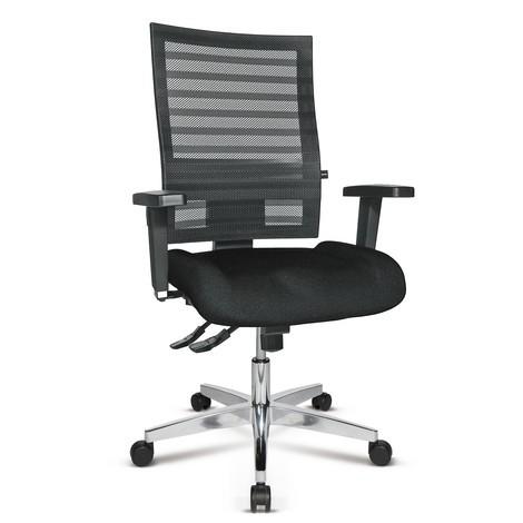 Vridbar kontorsstol Topstar® P91-NET