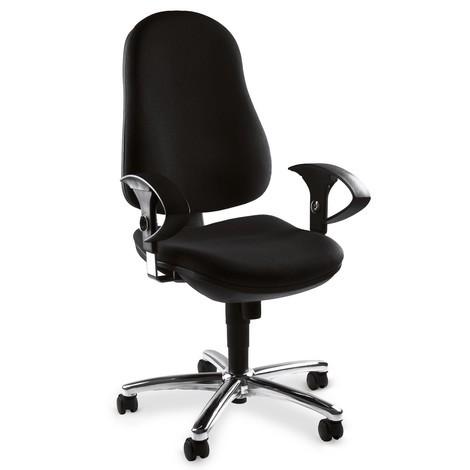 Vridbar kontorsstol Topstar® Support Syncro