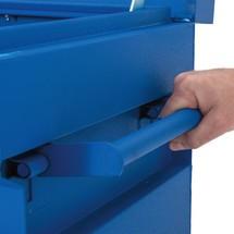 Værktøjskasse, premium lager container