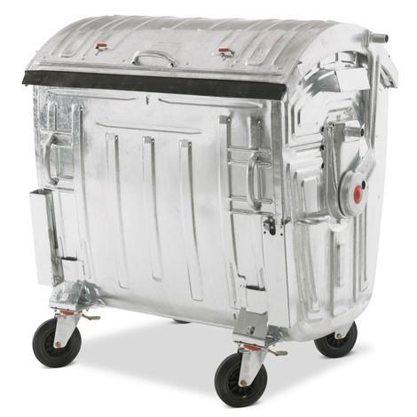 Vuilcontainer 1100 liter