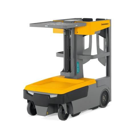 Vychystávací vozík malých dielov Jungheinrich EKM 202