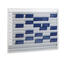 Wall board in robust polypropylene