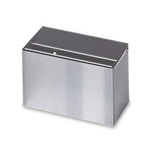 Wandasbak VAR®, roestvast staal