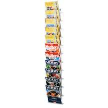 Wandhalter für Zeitschriften