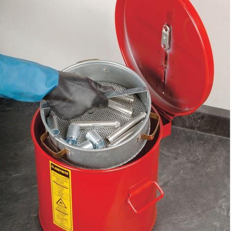 Wasch- und Tauchbehälter asecos®