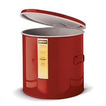 Wasch- und Tauchbehälter mit HDPE-Folie, 19 Liter Volumen