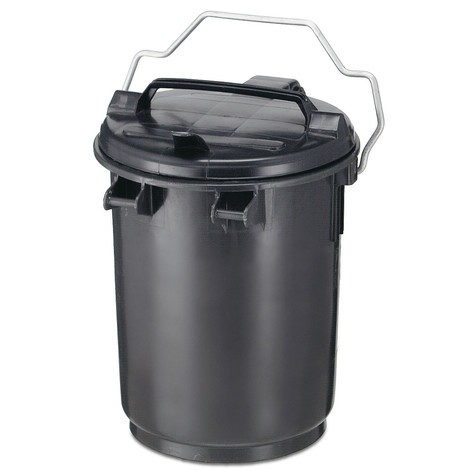 Waste container as per DIN 6628/6629