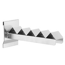 Wellenträger für Schlitzplatten. Abstand 55 mm, 200 mm