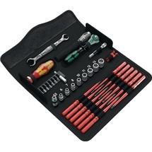 WERA Werkzeugset Kraftform Kompakt W1