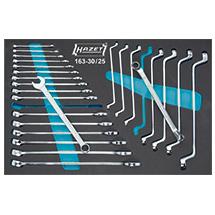 Werkbank fahrbar HAZET ® mit 7 Schubladen + 2 Fächern