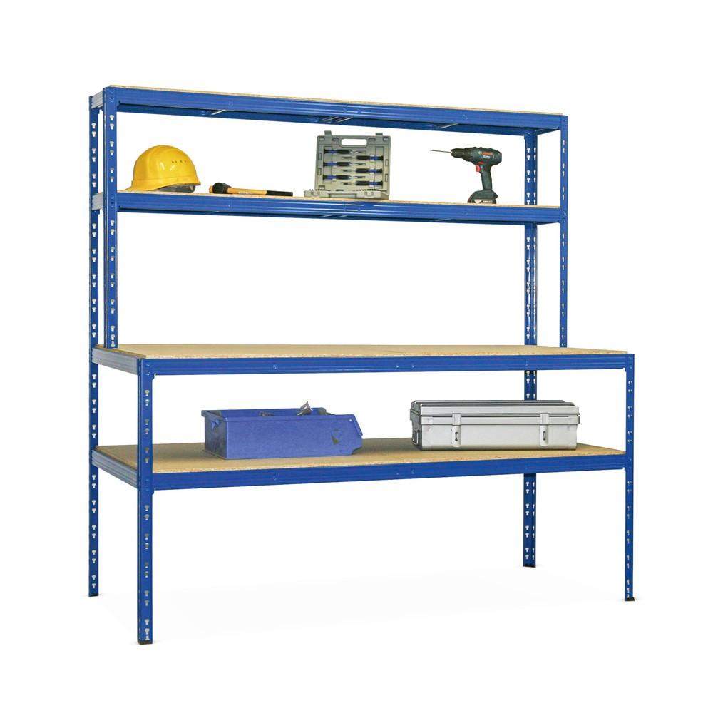 Werkbankregal Professional, Fachlast 175/350 kg
