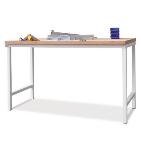 Werkbanktafel PAVOY, hxbxd 900 x 1.500 x 700 mm