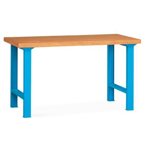 Werkbanktisch, TK 800 kg, HxBxT 840 x 1.500 x 750 mm
