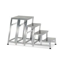 Werkbordes ZARGES, modulair systeem
