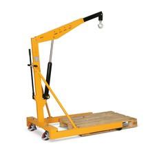 Werkplaatskraan. Capaciteit 700- 1000 kg