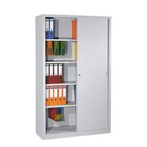 Werkplaatsschuifdeurkast BASIC, 5 OH