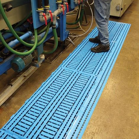 Werkplekmat van polyethyleen