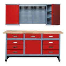 Werkstatt-Set Deister 2-teilig, Breite 1.700 mm