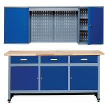 Werkstatt-Set Elm 2-teilig, Breite 1.700 mm