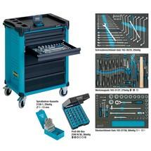 Werkstattwagen HAZET® Assistent® mit 169 Profi-Werkzeugen