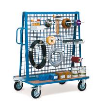 Werkstückwagen fetra® zweiseitig. Tragkraft 500 kg