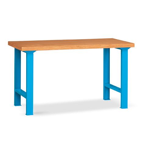 Werktisch, Maß 2000 x 750 x 840 mm (BxTxH)