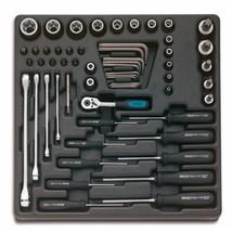 Werkzeug-Satz HAZET®, 58-teilig