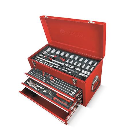Werkzeugkiste Premium, befüllt