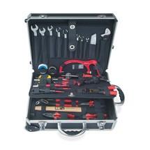 Werkzeugkoffer, befüllt, 73-teilig