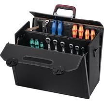 Werkzeugtasche ais Rindleder, 33 Liter