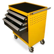 Werkzeugwagen Ameise ® mit 3 Schubladen